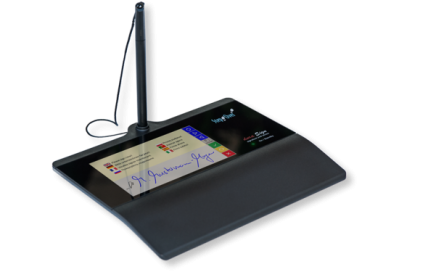 Color LCD Signature Pad